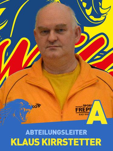 Klaus Kirrstetter